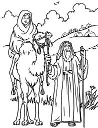 coloring pages mary funycoloring