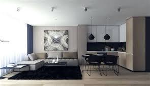 cuisine ouverte sur salle à manger idee decoration salon amenager cuisine ouverte sur salon 5 idee