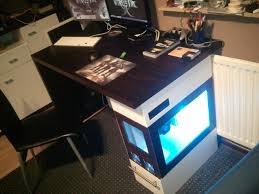 Pc Tisch Songmics Computertisch Bürotisch Schreibtisch Schwarz Pc Tisch