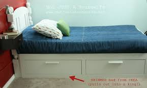 ikea fjellse hack for twin bed diy step inspirations and headboard