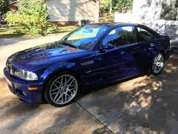Bmw M3 2006 - 2006 e46 m3 competition package