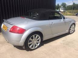2000 x audi tt roadster convertible quattro 225 2 keys 12 months