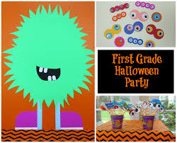 mrs t s first grade class halloween games best 20 classroom party
