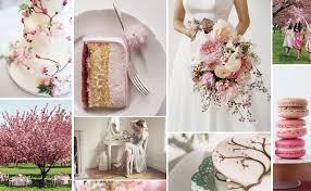 cherry blossom wedding blossom wedding inspiration board