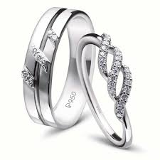 love rings designs images Designer platinum couple rings with diamonds jl pt 452 jewelove jpg