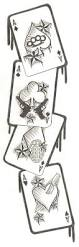 violin tattoo designs 102 best tattoo images on pinterest drawings draw and the joker
