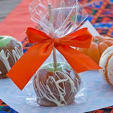 caramel apple party favors caramel apples and caramel apples 101 real kitchen