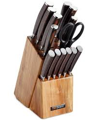 top kitchen knives set top chef 15 pc dynasty cutlery set cutlery knives kitchen