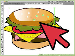 tutorial illustrator italiano how to draw a hamburger in adobe illustrator 9 steps