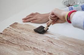 wood painting calgary doctor repainting