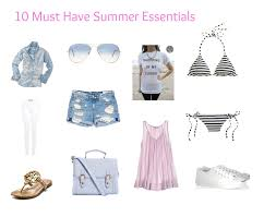 10 Must Essentials For A by 10 Must Summer Essentials It Starts With Coffee A