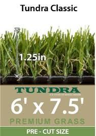 Green Turf Rug Natco Tundra Classic Artificial Turf Grass Rug 6 U2032x7 5