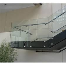 Frameless Glass Handrail Frameless Railings Manufacturer From Mumbai
