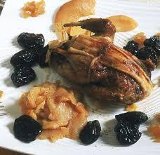 cuisiner des perdreaux perdreaux épicés aux fruits sud ouest gourmand le magazine des