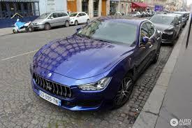 Maserati Ghibli Granlusso 22 October 2017 Autogespot