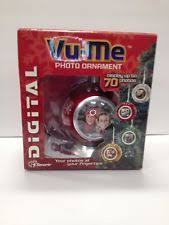 vu me digital photo ornament decoration frame display up to