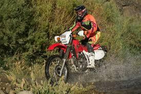 honda xr 650 adventure dual sport motorcycle reviews ultimate motorcycling