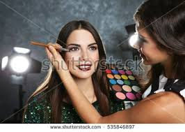professional make up makeup artist stock images royalty free images vectors