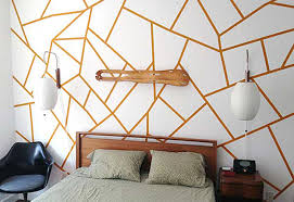 simple wall designs wall art design simple wall art brown white contemporary puzzle