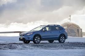 subaru arctic 2014 subaru xv crosstrek hybrid first drive motor trend