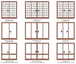 Standard Sliding Closet Door Size Closet Doors Sizes Impressive Standard Closet Door Size Decor And