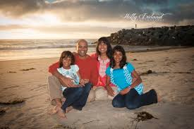 san diego photographers beautiful family with a beautiful san diego sunset family