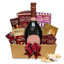 wine gift baskets free shipping buy laurent perrier chagne gift basket online