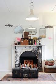 nine creative ideas for an unused fireplace 9homes