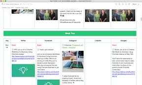 Templates Evernote by How To Power Social Media Productivity With Evernote