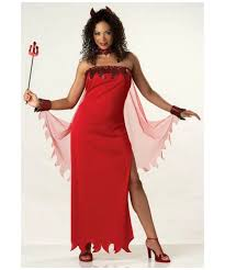 Halloween Costume Devil Woman Devil Lady Costume Devil Halloween Costumes
