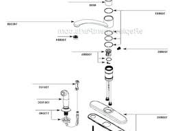 repair moen single handle kitchen faucet kitchen leaky shower faucet delta single handle kitchen faucet