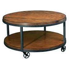 Rustic Coffee Table On Wheels Industrial Coffee Table With Casters Industrial Coffee Table With