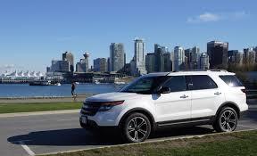 Ford Explorer 2013 - 2013 ford explorer sport review unfinished man