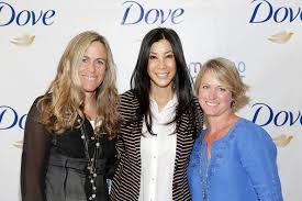 florence mclaughin in lisa ling joins dove to launch