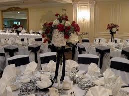 inexpensive wedding decorations wedding ideas black and white wedding decorations ideas