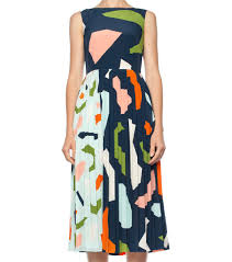 Fashion Stuff Gorman Online Jigsaw Pleat Dress Dresses Clothing Clothes