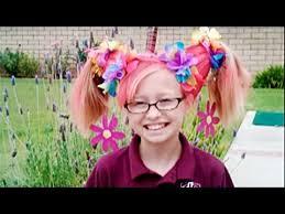 wacky hair youtube