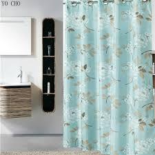 badezimmer vorhang 200 cm moderne peva duschvorhang europa nette bad vorhang