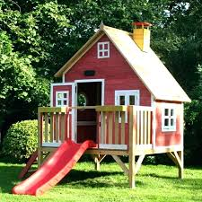 Backyard Playhouse Ideas Backyard Playhouse Outdoor Playhouse Outdoor Playhouses
