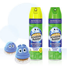 Heavy Duty Bathroom Cleaner Scrubbing Bubbles Disinfectant Bathroom Cleaner Scrubbing Bubbles