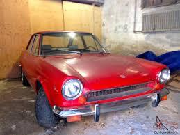 peugeot 408 coupe for sale fiat 124 sport coupe 1 4l rare buano design ac coupe good