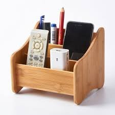 Bamboo Desk Organizer Bamboo Desk Organizer Desktop Caddy With Drawer Holder For All
