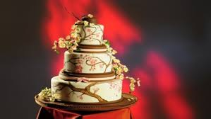 wedding cake makers amazing wedding cakes food network uk