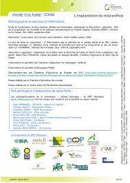 chambre d agriculture de picardie l implantation du miscanthus pdf