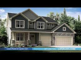 Allina Cottage Grove Mn by Lewis Model At Cayden Glen In Cottage Grove Minnesota 55016 By Lennar