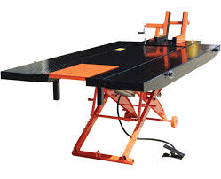 motorcycle lift table for sale titan lifts 1000d xlt air motorcycle lift 363 062 j p cycles