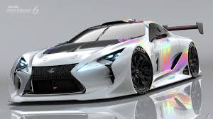 lexus concept lf lc the lexus lf lc gt u201cvision gran turismo u201d is the latest vgt car to
