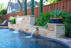 landscape custom pools spas gallery