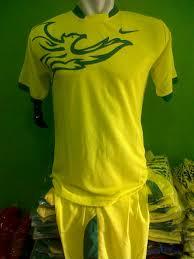 Baju Gambar Nike grosir baju futsal nike garuda kuning gn10 grosir baju futsal