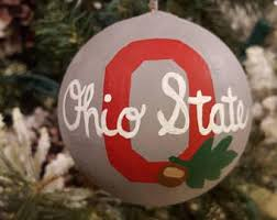 ohio state ornaments etsy